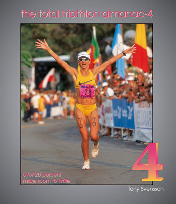 The Total Triathlon Almanac - 4