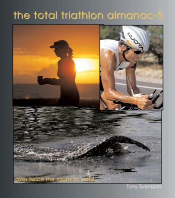 The Total Triathlon Almanac - 5